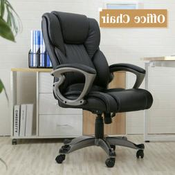 Modern Ergonomic High Back Office Chair Executive Computer D