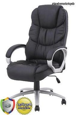 BestOffice Office Chair Desk Ergonomic Swivel Executive Adju