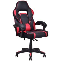 Ergonomics High Back Racing PU Leather Home Office Gaming Ch