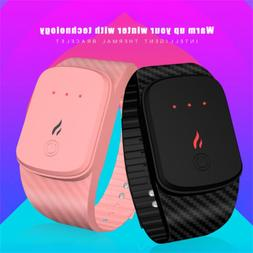 Fashion Men Unsex Smartwatch Temperature Control Gear Smart