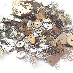 Firstergo 50g Pieces Lot Vintage Steampunk Wrist Watch Old P