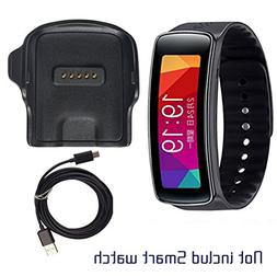 Gear Fit Charger, Samsung Gear Fit R350 Charging Cradle Dock