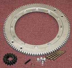 Flywheel ring gear replaces Briggs & Stratton Nos. 392134, 3
