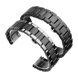 Frosted Ceramic Watch Band Belt Strap Bands For Samsung Gala