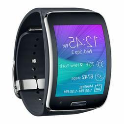 Samsung Galaxy Gear S R750 SM-R750A Smart Watch - Black