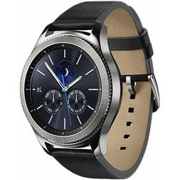 Samsung Galaxy Gear S3 Classic 46mm Stainless Steel Leather