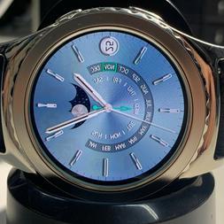 😍Samsung Gear S2 Classic SM-R732 40mm Bluetooth Smartwatc