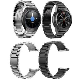Samsung Gear S2 / Gear S3 Classic/Frontier Watch Band Stainl