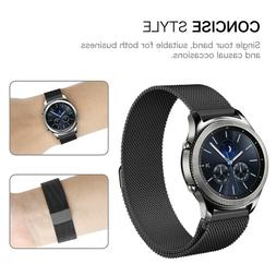 Samsung Gear S3 Classic / Frontier Watch Bands & Tempered Gl