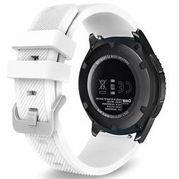 MoKo Gear S3 Frontier / Classic Watch Band Silicone Sport Sm