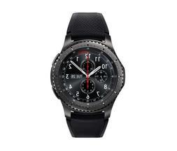 Samsung Gear S3 Frontier Dark Grey Bluetooth Smartwatch SM-R