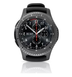 gear s3 frontier smart watch 46mm amoled