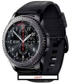 Samsung Gear S3 Frontier Smart Watch - Color Touchscreen WiF