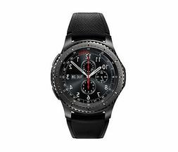 Samsung Gear S3 Frontier Smart Watch w/ Touchscreen, Dust/Wa