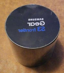 Samsung - Gear S3 Frontier Smartwatch 46mm - Dark Gray - BRA