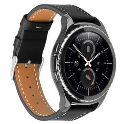 For Samsung Gear Sport / Gear S2 Classic Watch Band Leather