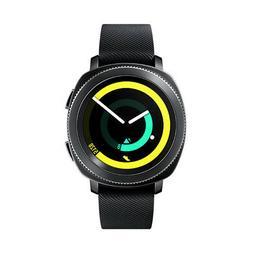 Samsung Gear Sport SM-R600NZKCXAR Super AMOLED Bluetooth Sma