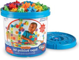 Learning Resources Gears! Gears! Gears! Super Building Toy S