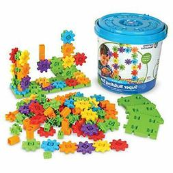 Learning Resources Gears Gears Gears Super Building Toy Set