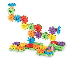Learning Resources Gears! Gears! Gears! 60-Pieces Starter Bu