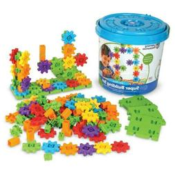 Learning Resources Gears! Super Building Toy Set, 150 Pieces