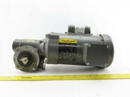 Baldor GHL35060 1/2HP Gear Motor Hollow Shaft 60:1 Ratio 29