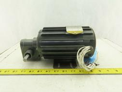 Baldor GM25022 .13Hp 5:1 Ratio 340RPM 208-230/460V Dual Shaf