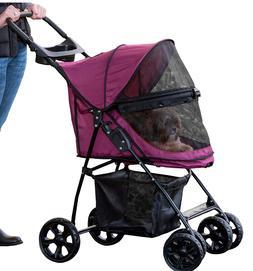 Pet Gear Happy Trails Lite NO-ZIP Pet Stroller- Brand New- F