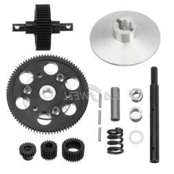 Heavy Duty Steel Metal Transmission Gear For 1/10 RC Car Axi