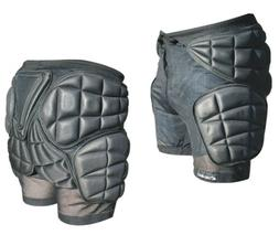 Hillbilly Impact Shorts, Great Hip and Tail Bone Protective