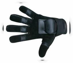 Hillbilly Wrist Guard Gloves - Full Finger, Large