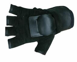 hillbilly wrist guard gloves half finger