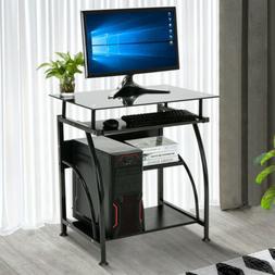 Home Office PC Corner Computer Desk Laptop Table Workstation