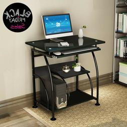 Home Office Computer Desk PC Corner Laptop Table Workstation