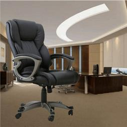 Hot PU Leather High Back Ergonomic Office Chair Executive Ta