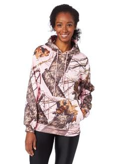 Yukon Gear Women's Hunting Performance Fleece Hoodie, Pink W