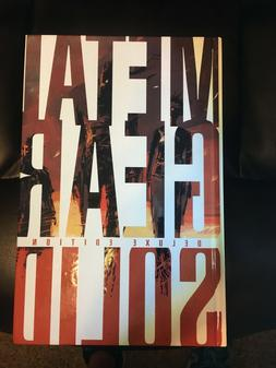 IDW METAL GEAR SOLID : DELUXE EDITION : HARDCOVER : BRAND NE