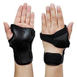 CTHOPE Impact Wrist Guard Protective Gear Wrist Brace Wrist