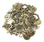 Yueton 100 Gram  Assorted Antique Charms Pendant for Craftin