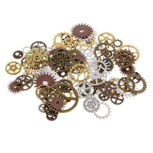 100g Gear Pendant Jewelry Making