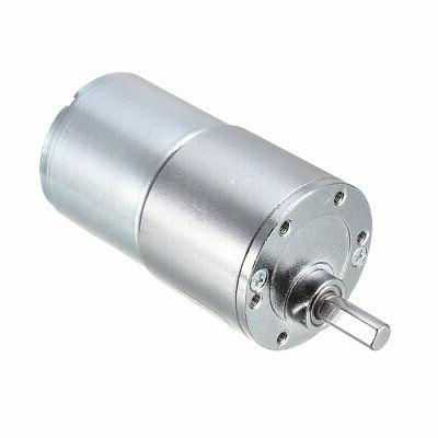 Uxcell 12V Dc 10Rpm Gear Motor High Torque Electric Micro Sp