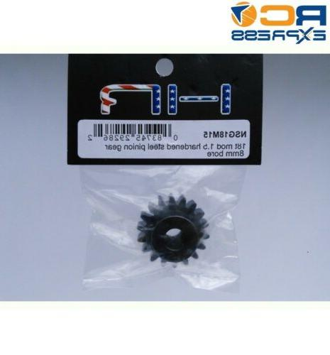 Hot Racing 1.5 Steel Pinion Gear 8mm Bore