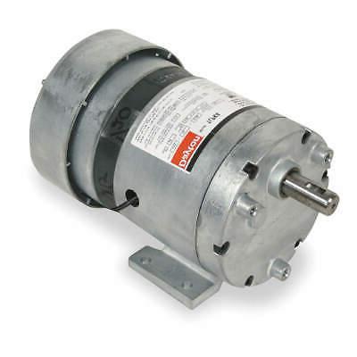 DAYTON 1LPN6 AC Gearmotor, 7 rpm, TEFC, 115V