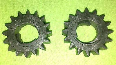 2 Briggs & Stratton Starter Drive Gear 16 Tooth 280104, 6930