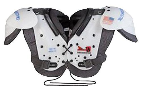 2000 youth intimidator shoulder pad