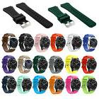 22mm Silicone Bracelet Strap Watch Band For Samsung Gear S3