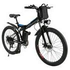 250W Power E-Bike 26 Inch Folding Electric Bicycle Bike  6-S