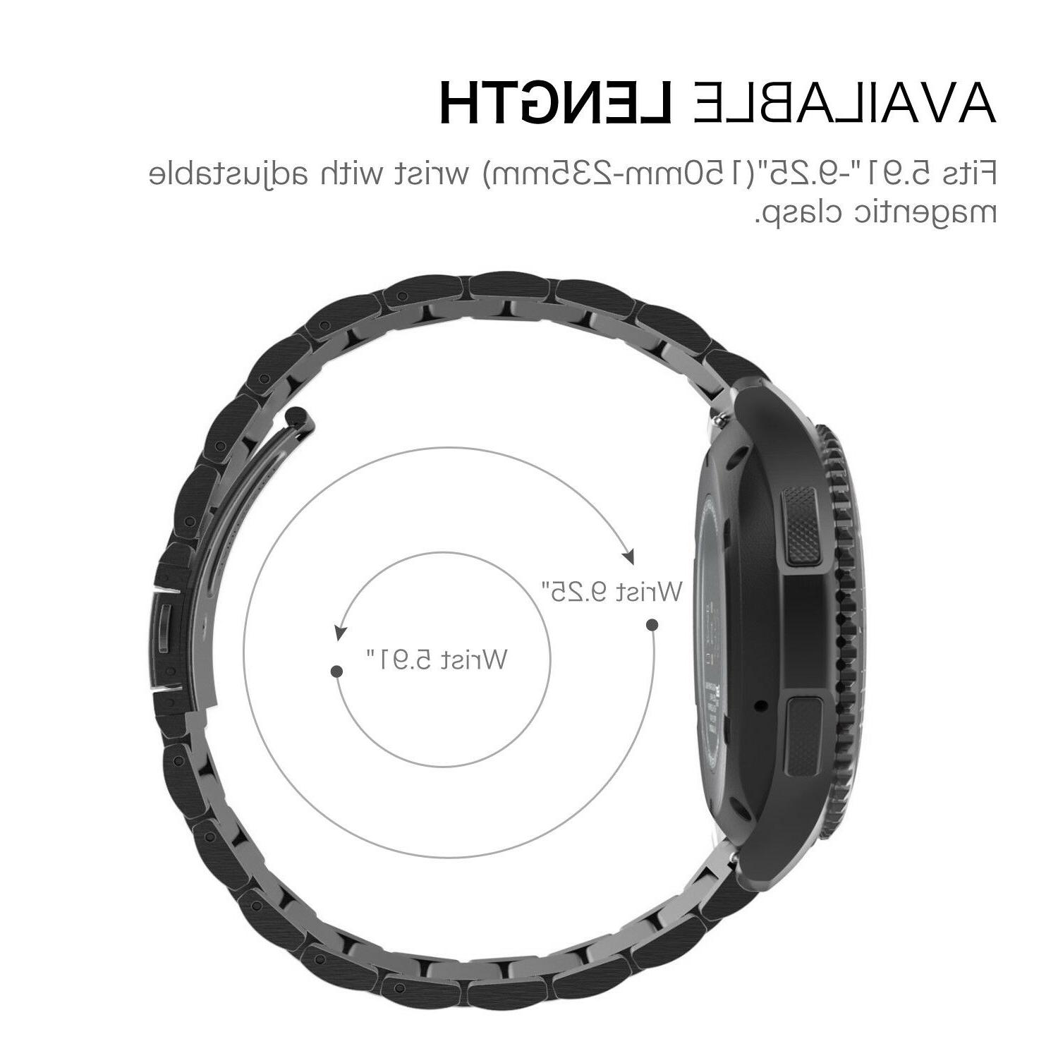 Galaxy Watch Gear S3 Frontier / Classic Bands
