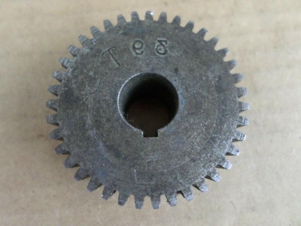 Boston Gear 44 Steel Spur Gear