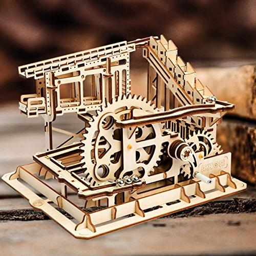ROKR Mechanical Assembly Model Kits Craft Games Building Christmas Adults & Age 14+